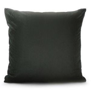 Ceannis Pinstripe Tyynynpäällinen Vihreä 50x50 Cm