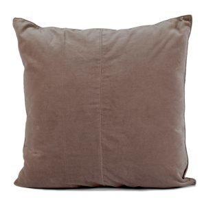 Ceannis Velvet Tyynynpäällinen Dusty Pink 50x50 Cm