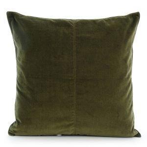 Ceannis Velvet Tyynynpäällinen Forest Green 50x50 Cm