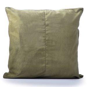 Ceannis Velvet Tyynynpäällinen Khaki Green 50x50 Cm