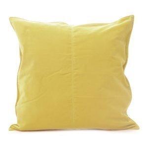 Ceannis Velvet Tyynynpäällinen Lemon 50x50 Cm