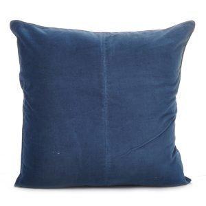 Ceannis Velvet Tyynynpäällinen Navy Blue 50x50 Cm