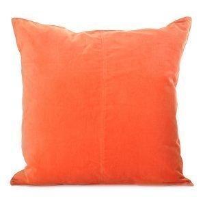 Ceannis Velvet Tyynynpäällinen Oranssi 50x50 Cm