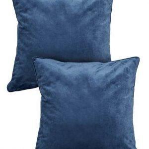 Cellbes Tyynynpäällinen 2-Pakkaus Keskiyön sininen