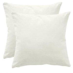 Cellbes Tyynynpäällinen 2-Pakkaus Offwhite