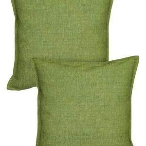 Cellbes Tyynynpäällinen 2-Pakkaus Oliivinvihreä