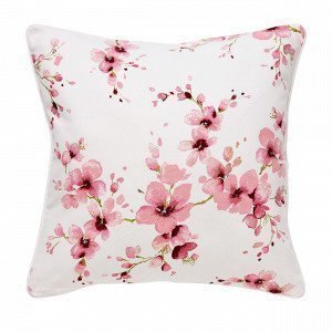 Cherry Blossom Koristetyyny Roosa