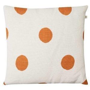 Chhatwal & Jonsson Big Dots Tyynynpäällinen Oranssi