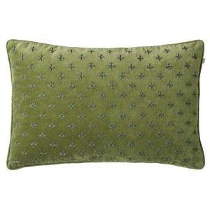 Chhatwal & Jonsson Cadi Velvet Tyynynpäällinen Cactus / Green 40x60 Cm