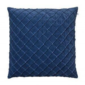 Chhatwal & Jonsson Deva Velvet Tyynynpäällinen Sininen 50x50 Cm