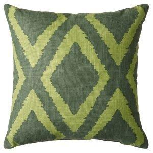 Chhatwal & Jonsson Diamond Tyyny Green / Cactus Green 50x50 Cm