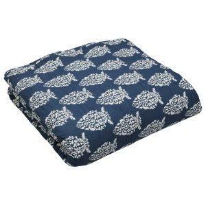 Chhatwal & Jonsson Impression Sängynpäällinen Sininen 260x260 Cm