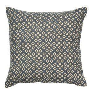 Chhatwal & Jonsson Kashmir Tyynynpäällinen Beige / Sininen 50x50 Cm