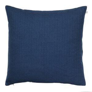 Chhatwal & Jonsson Knitted Arun Tyynynpäällinen Sininen 50x50 Cm