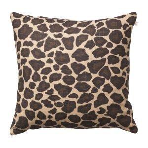 Chhatwal & Jonsson Leopard Tyynynpäällinen Beige / Ruskea 50x50 Cm