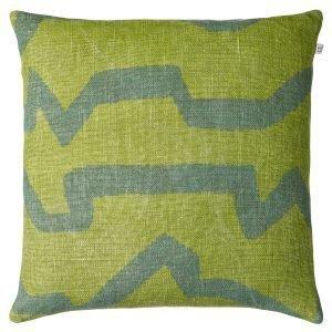 Chhatwal & Jonsson Leya Tyynynpäällinen Cactus Green / Green 50x50 Cm