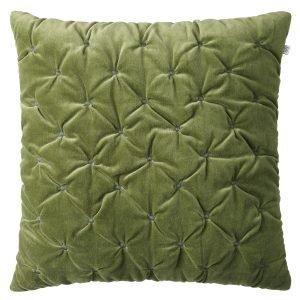 Chhatwal & Jonsson Mini Dot Tyynynpäällinen Cactus / Green 50x50 Cm