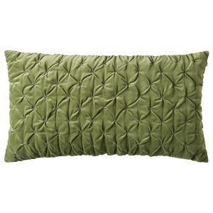 Chhatwal & Jonsson Mini Dot Tyynynpäällinen Cactus / Green 50x90 Cm