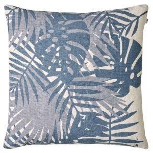Chhatwal & Jonsson Palm Tyynynpäällinen Blue / Light Blue 50x50 Cm