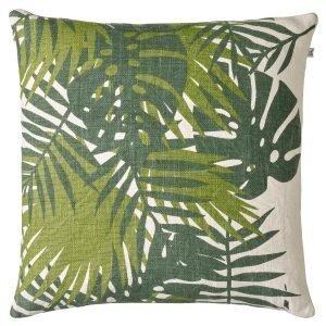 Chhatwal & Jonsson Palm Tyynynpäällinen Green / Cactus Green 50x50 Cm