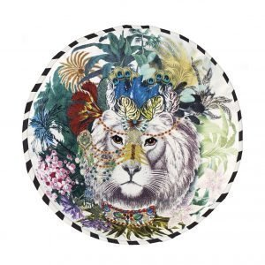 Christian Lacroix Jungle King Opiat Tyyny 45x45 Cm