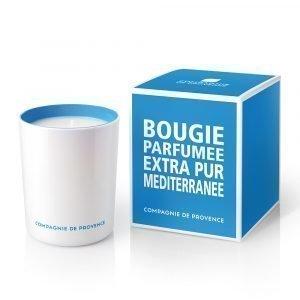 Compagnie De Provence Extra Pur Tuoksukynttilä Mediterranée 40h