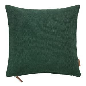 Cozy Living Cotton Heavy Handloom Tyyny Deep Forrest 50x50 Cm
