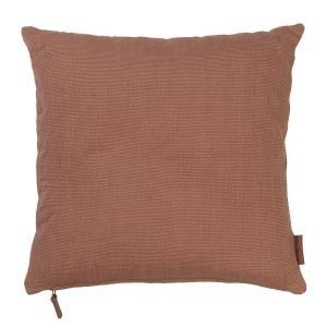 Cozy Living Cotton Heavy Handloom Tyyny Rouge 50x50 Cm