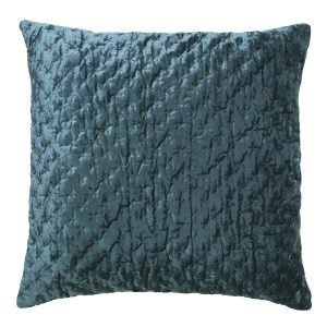 Cozy Living Velvet Embroidered Lux Tyyny Petrol 50x50 Cm