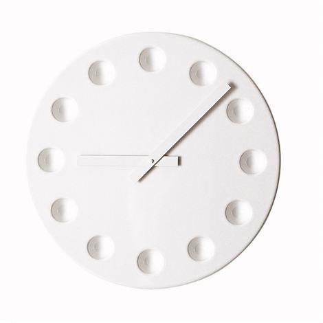 David Design Camp Wall Clock Seinäkello Valkoinen