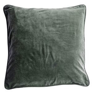 Day Home Day Velvet Tyynynpäällinen Agath Green 50x50 Cm