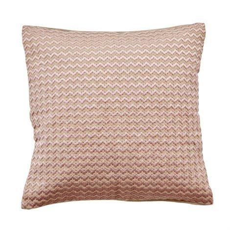 Day Home Zig Zag Tyynynpäällinen Azani Vaaleanpunainen 50x50 cm