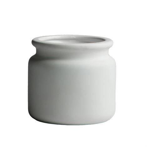 Dbkd Pure Ruukku Valkoinen Mini Ø 10 cm