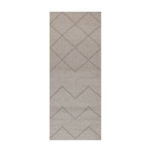 Decotique Geometrie 01 Matto Harmaa 80x200 Cm
