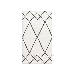 Decotique Le Milieu Matto Valkoinen / Musta 80x150 Cm