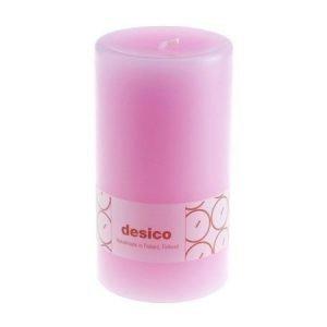 Desico Pöytäkynttilä 14 cm pinkki 3 kpl