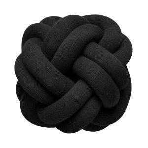 Design House Stockholm Knot Tyyny Antrasiitti