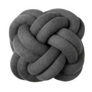 Design House Stockholm Knot Tyyny Harmaa