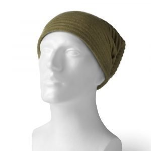 Design House Stockholm Pleece Beanie Myssy Army Green