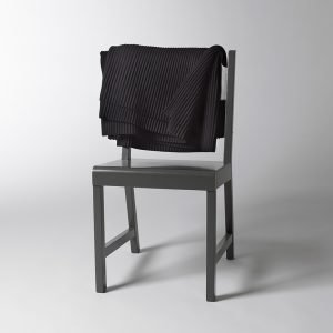 Design House Stockholm Pleece Throw Black