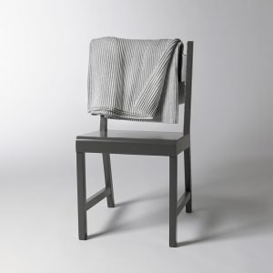 Design House Stockholm Pleece Throw Light Grey