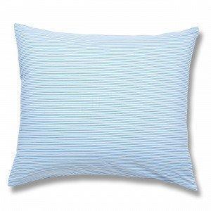 Design House Stockholm Tailor Stripe Tyynyliina Valkoinen