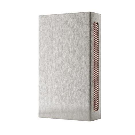 Design: Kristina Stark Match Case Plain Large Ruostumaton Teräs