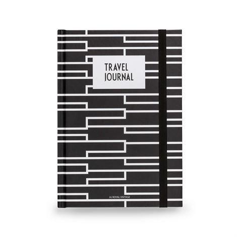Design Letters Aj Royal Matkapäiväkirja Limited Edition A5