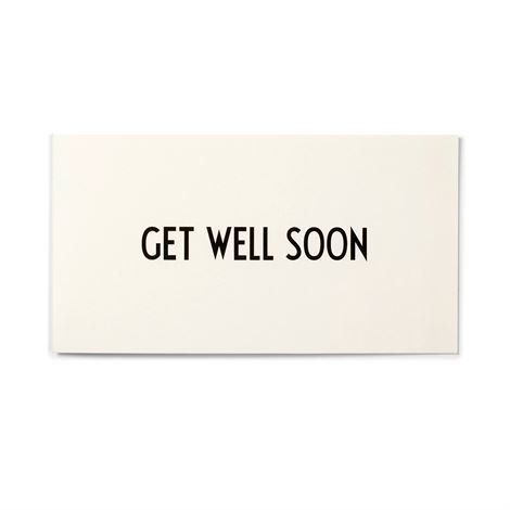 Design Letters Aj Vintage Abc Kortti Get Well Soon
