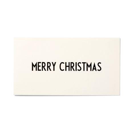 Design Letters Aj Vintage Abc Kortti Merry Christmas