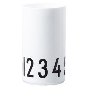Design Letters Arne Jacobsen Maljakko 0-9 Iso