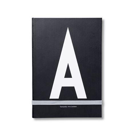 Design Letters Henkilökohtainen Muistikirja A