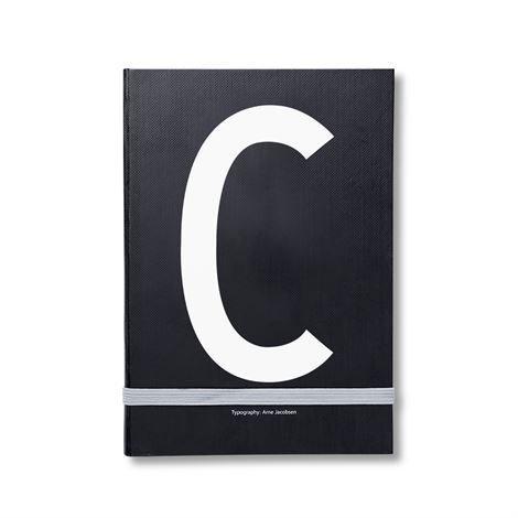 Design Letters Henkilökohtainen Muistikirja C