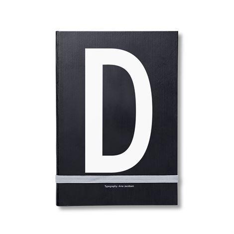 Design Letters Henkilökohtainen Muistikirja D